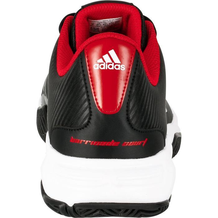 Tennisschoenen heren Barricade Court zwart