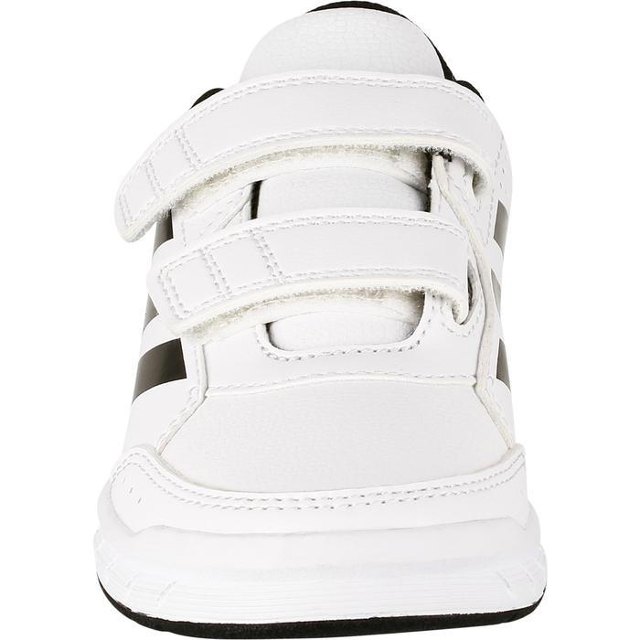 Tennisschoenen kinderen Adidas Altasport wit/zwart - 1247327