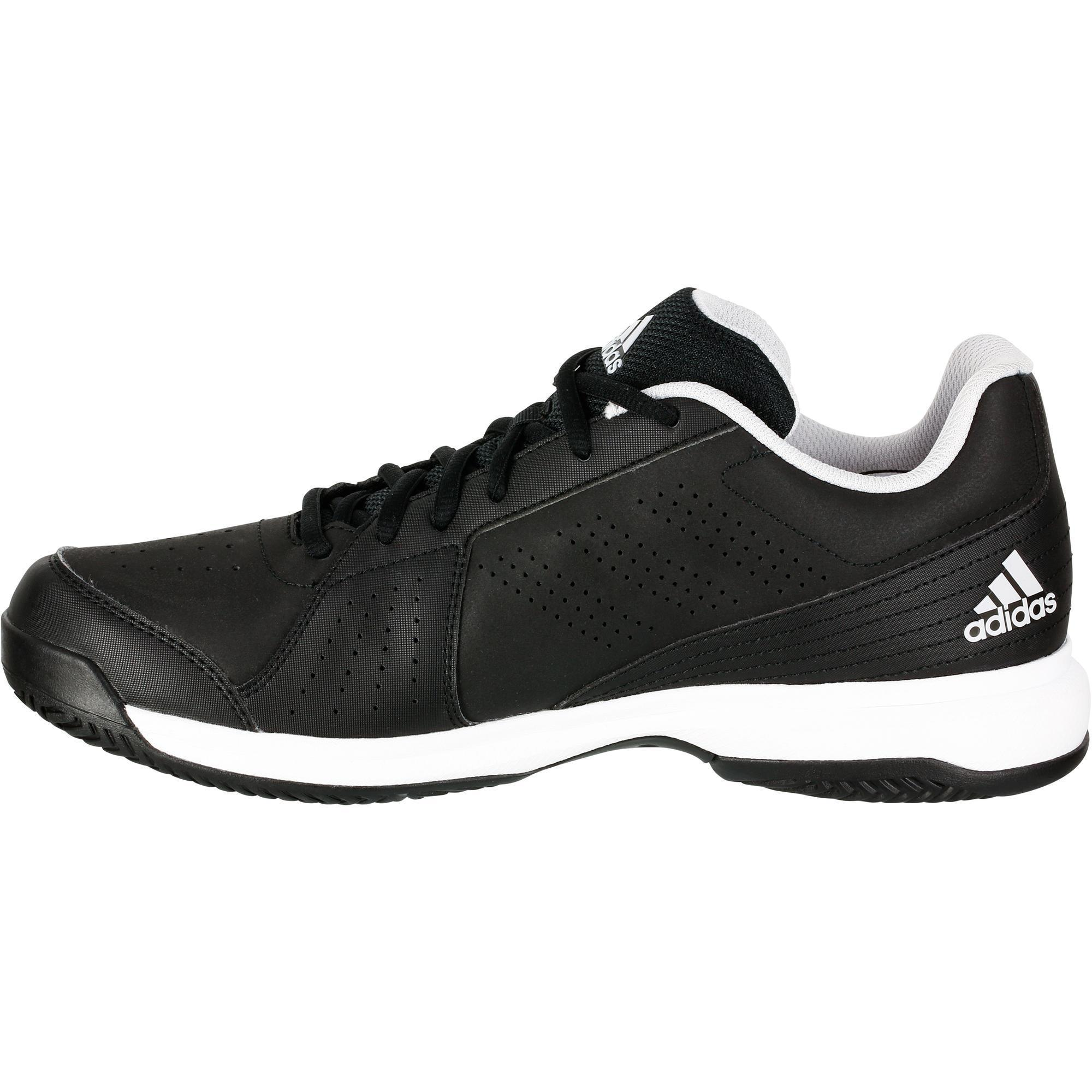 buy online 3bdb4 46e41 Homme Court Decathlon Adidas Chaussure Approach Tennis Noir Multi 1w6xgY