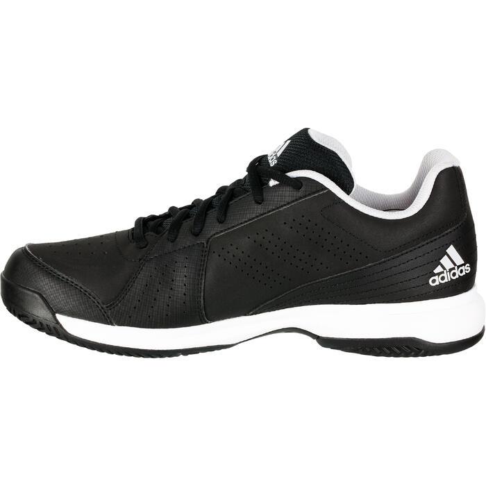 Tennisschoenen heren Approach zwart multicourt