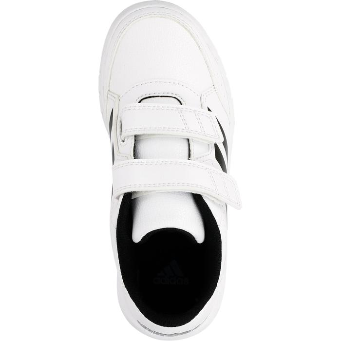 Tennisschoenen kinderen Adidas Altasport wit/zwart - 1247330