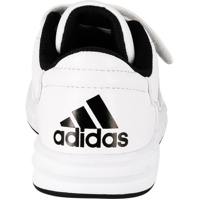 Tennisschoenen kinderen Adidas Altasport wit/zwart - 1247333