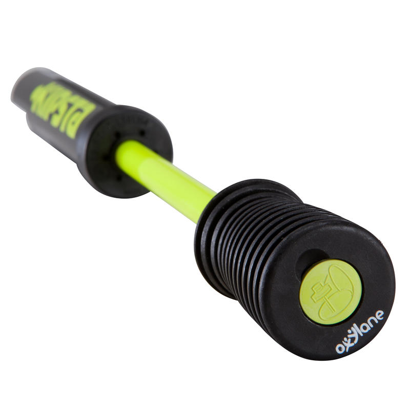 Double Action Pump - Black/Yellow