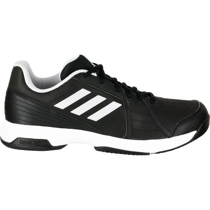 Tennisschoenen heren Approach zwart multicourt - 1247341