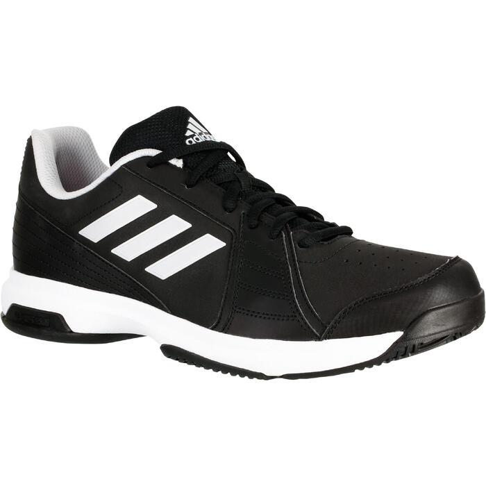 Tennisschoenen heren Approach zwart multicourt - 1247343
