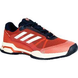 Tennisschoenen voor heren Barricade Club gravel rood Roland Garros