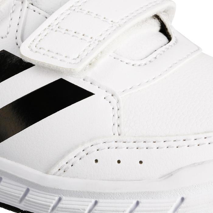 Tennisschoenen kinderen Adidas Altasport wit/zwart - 1247356