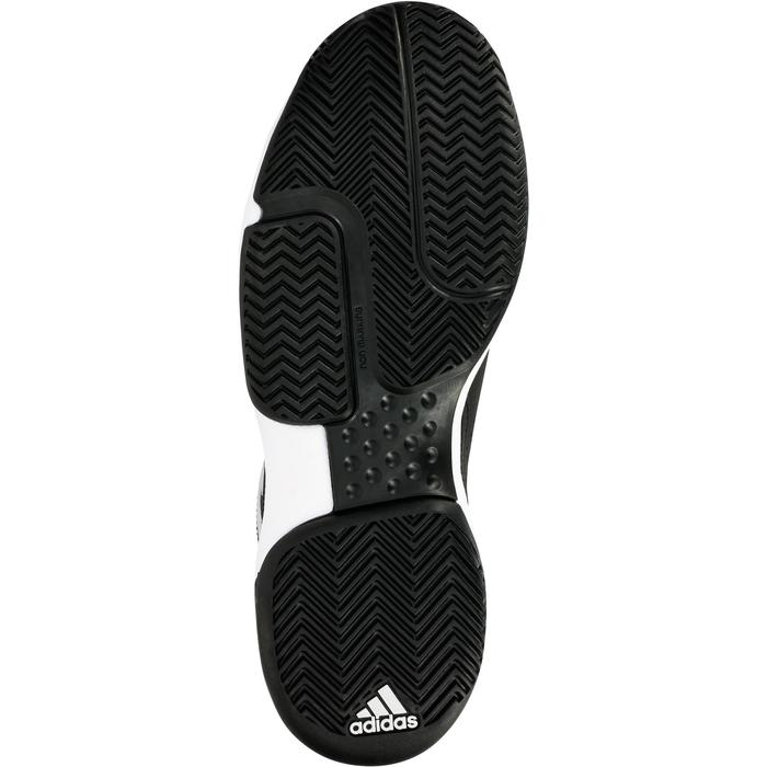 Tennisschoenen heren Approach zwart multicourt - 1247362