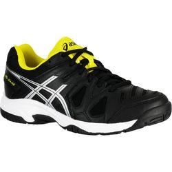 Tennisschoenen voor kinderen Asics Gel Game zwart
