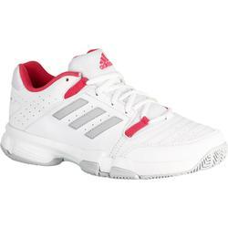 Tennisschoenen dames Adidas Cloudfoam Court wit