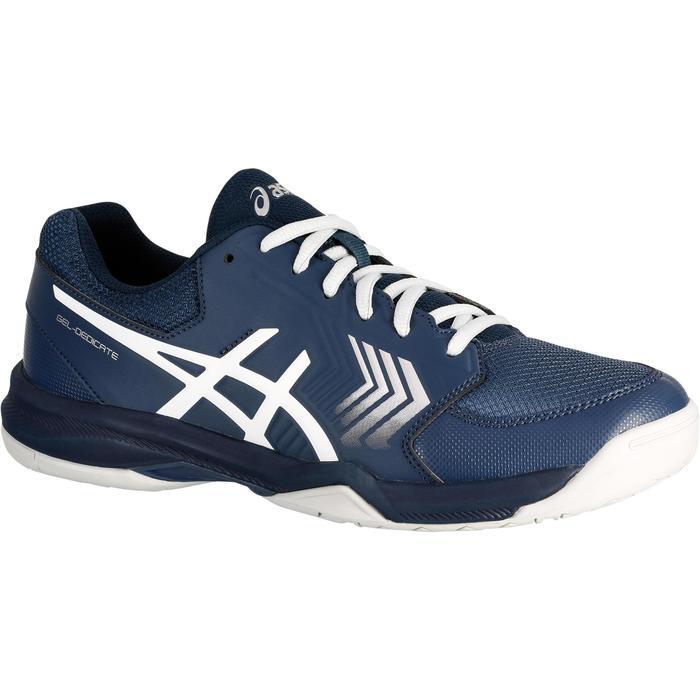 Tennisschoenen Asics Gel Dedicate blauw