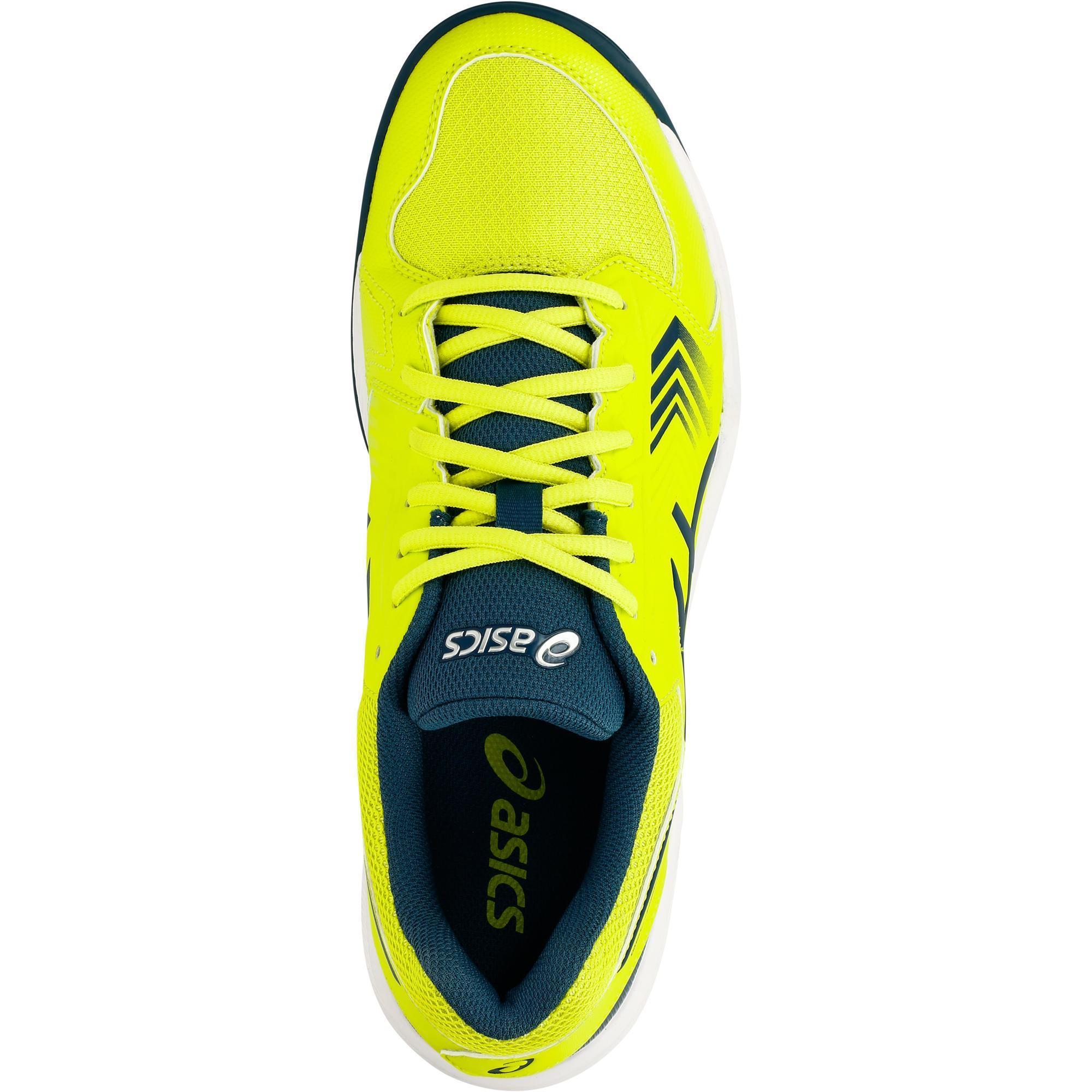 cheap for discount 10624 06476 Gel De Chaussure Tennis Dedicate Homme Zqdwpha Jaune Asics Decathlon  ZnRO5qBRz4