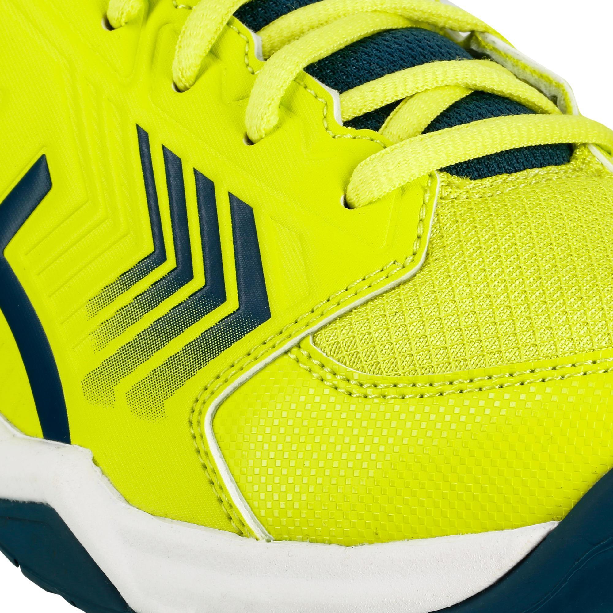 info for dbbb2 9b2e4 Decathlon Dedicate Tennis De Gel Chaussure Asics Jaune Homme EXg0qpn8w