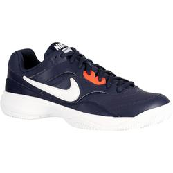 Zapatillas Tenis Nike Court Lite Tierra batida Azul