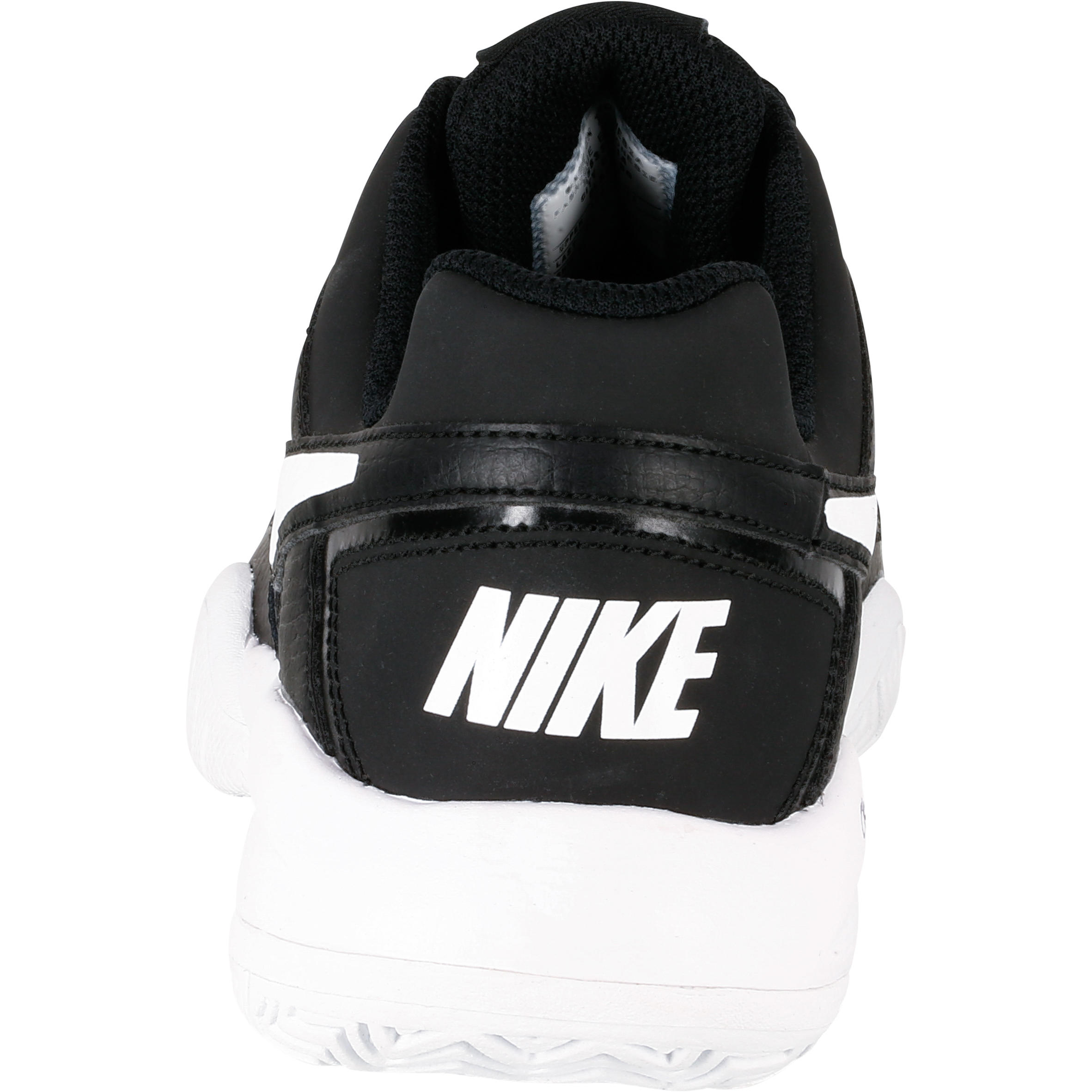 Court Tennis City Noir Nike Chaussures De Enfant PTXZiuOk