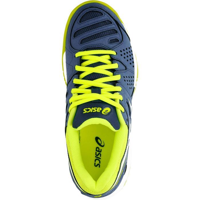 Tennisschoenen voor kinderen Asics Gel Pro blauw geel