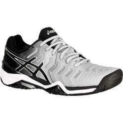 Tennisschoenen heren Gel Resolution 7 grijs