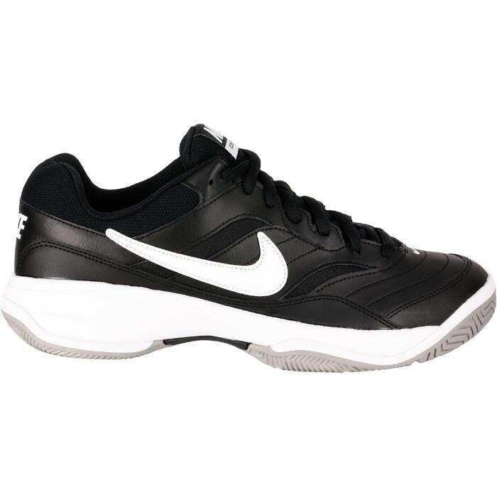 Tennisschoenen Nike Court Lite zwart - 1247434