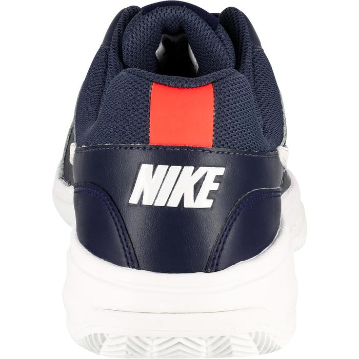 Tennisschoenen Nike Court Lite gravel blauw - 1247437