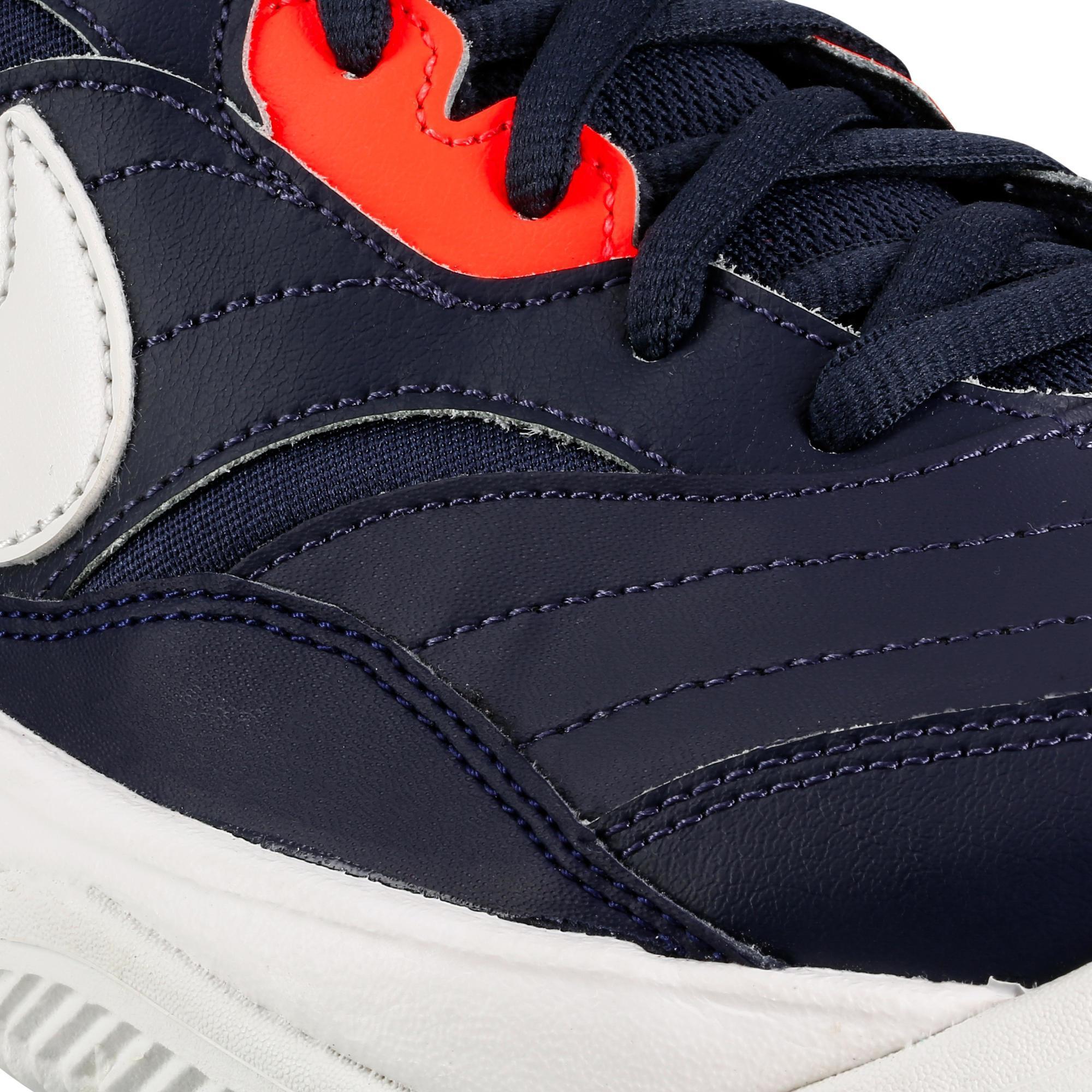 91f536f27342 Battue Chaussures Lite Nike q1tIat Tennis Decathlon Court Bleu Terre wxXIO6I