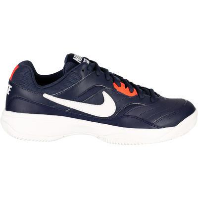 cf6e31e4ed3e Chaussures Tennis Nike Court Lite Terre Battue Bleu