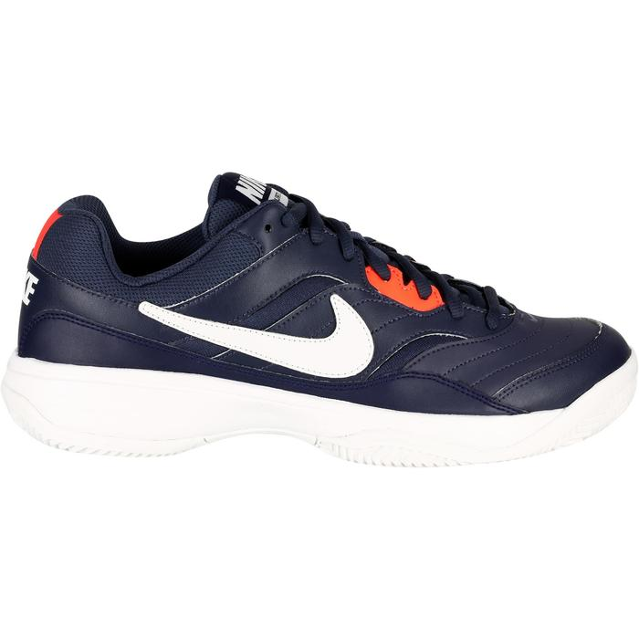 Chaussures Tennis Nike Court Lite Terre Battue Bleu - 1247460