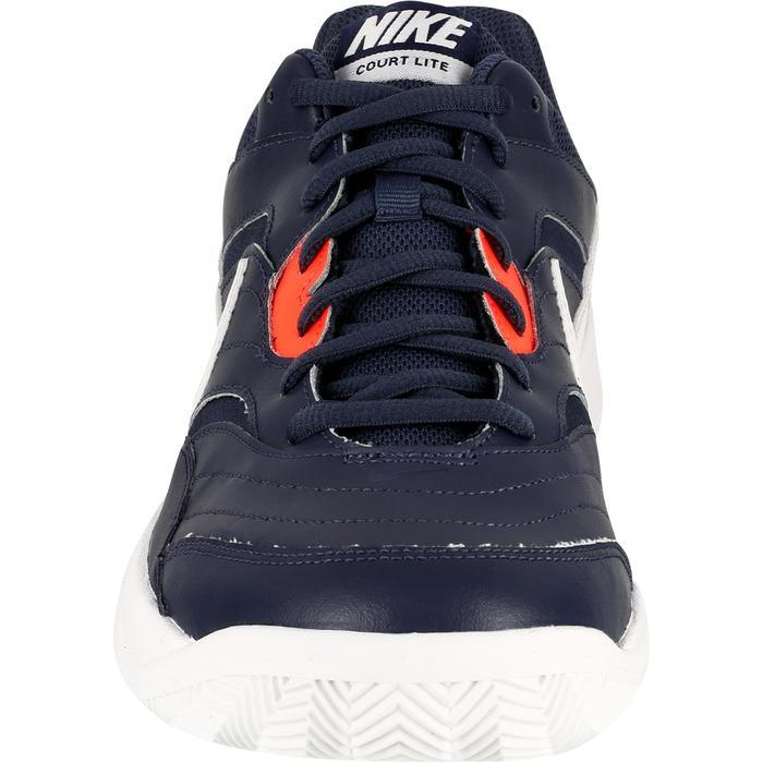 Chaussures Tennis Nike Court Lite Terre Battue Bleu - 1247469