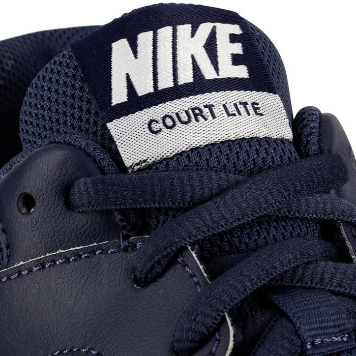 Chaussures Tennis Nike Court Lite Terre Battue Bleu - 1247474