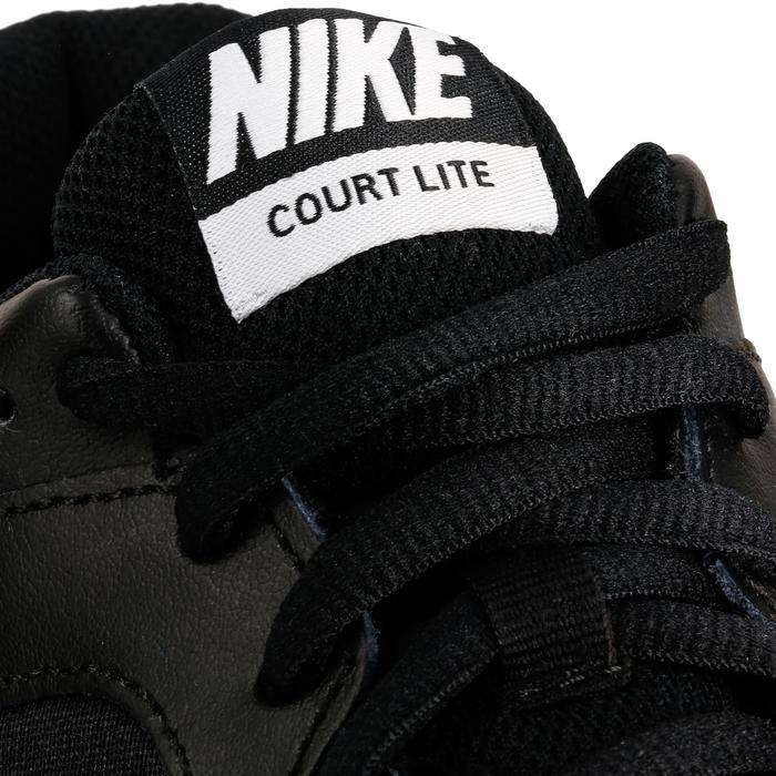 Tennisschoenen Nike Court Lite zwart - 1247476