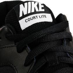 Tennisschuhe Court Lite Multicourt Herren schwarz
