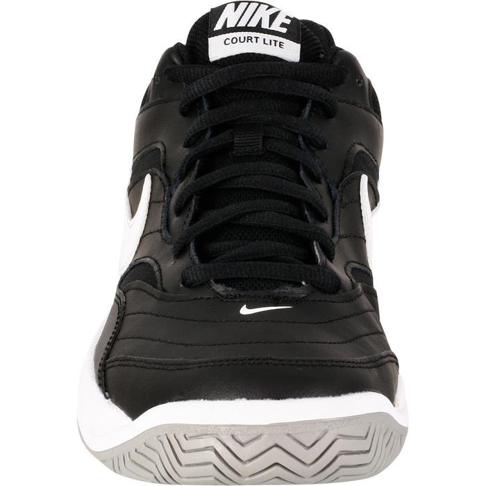 Heren tennisschoenen Nike Court Lite zwart multicourt - 1247484