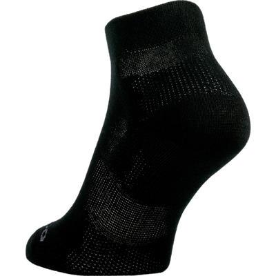 Комплект спортивних шкарпеток середньої довжини RS160, 3 пари – Чорні
