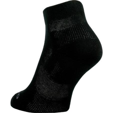 Mid Sports Socks Tri-Pack RS 160 - Black