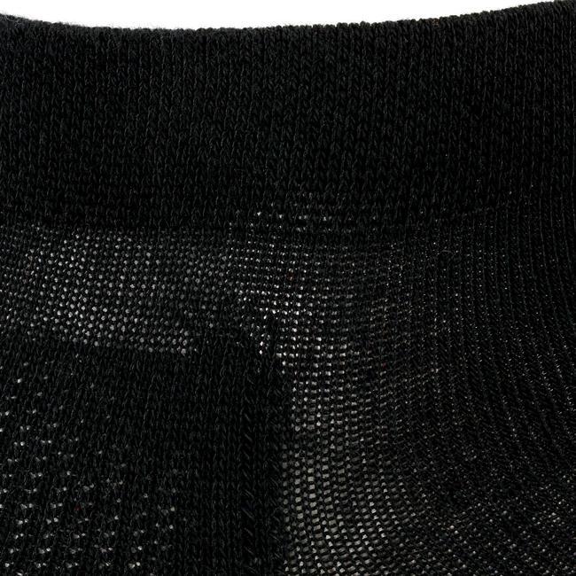 Mid-High Tennis Socks RS 160 Tri-Pack - Black