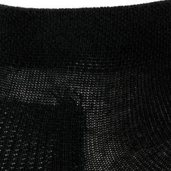 Halfhoge sportsokken Artengo RS 160 zwart 3 paar