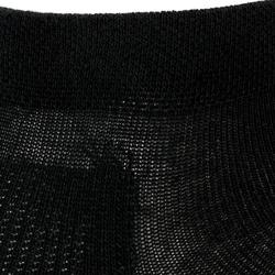 Tennissocken RS 160 Mid 3er-Pack schwarz