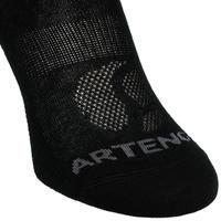 RS 160 Mid-High Tennis Socks Tri-Pack - Black