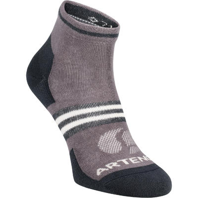 RS 160 Mid Sports Socks Tri-Pack - Grey Multi