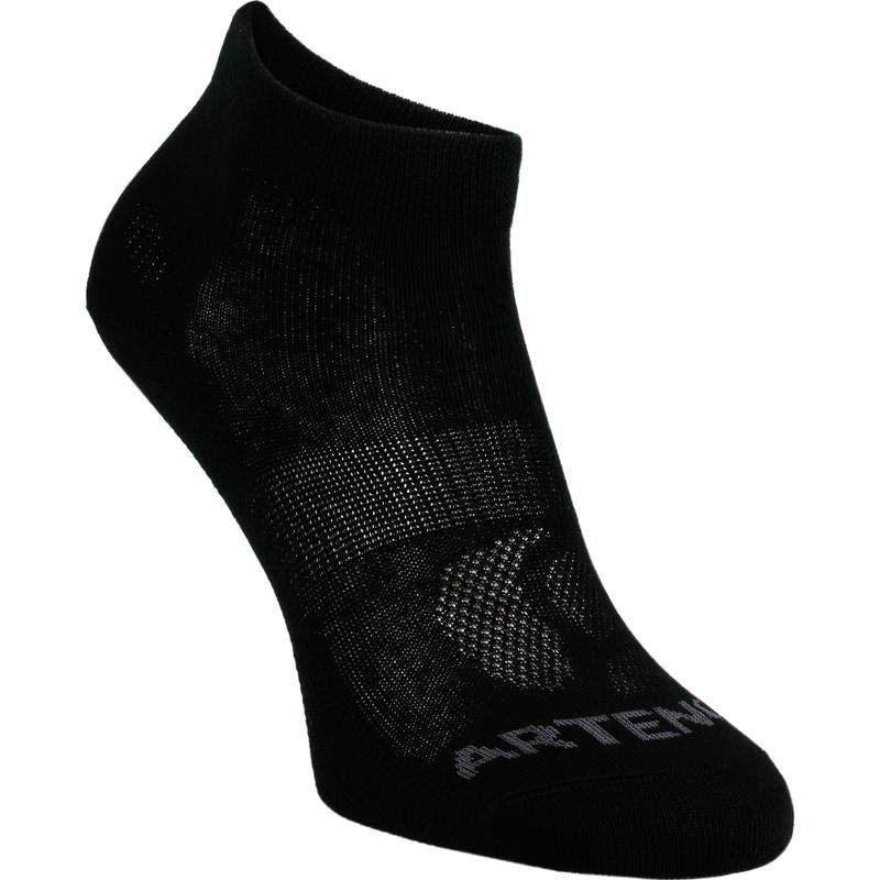 RS160 Mid Sports Socks Tri-Pack - Black