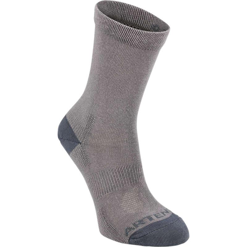 НОСКИ ДЕТСКИЕ / СПОРТ С РАКЕТКАМИ Физкультура - Высокие носки Rs 160 дет. x 1  ARTENGO - Одежда для мальчиков