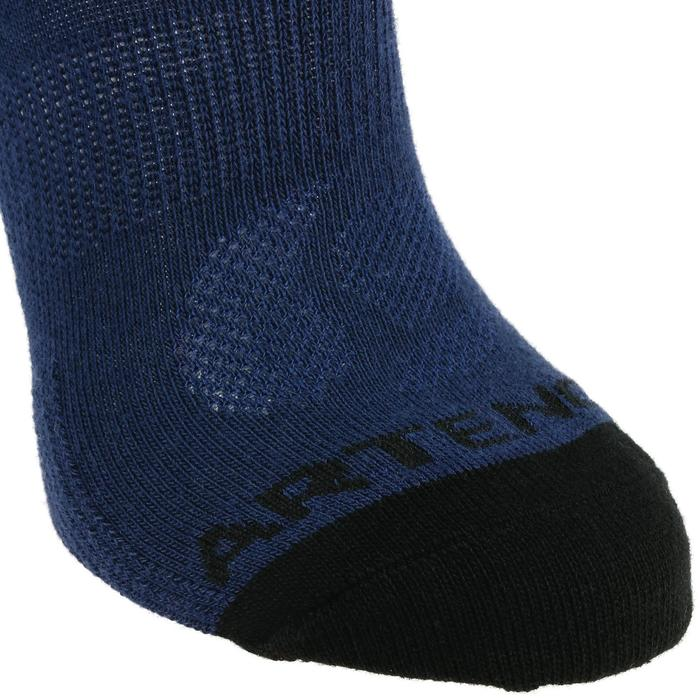RS 160 Kids' Mid Sports Socks Tri-Pack - Navy Blue