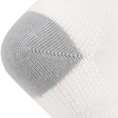 Дитячі середні шкарпетки 160 для тенісу, 3 пари - Білі