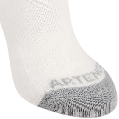 Дитячі шкарпетки RS 160 середньої довжини в упаковці, 3 пар - Білі
