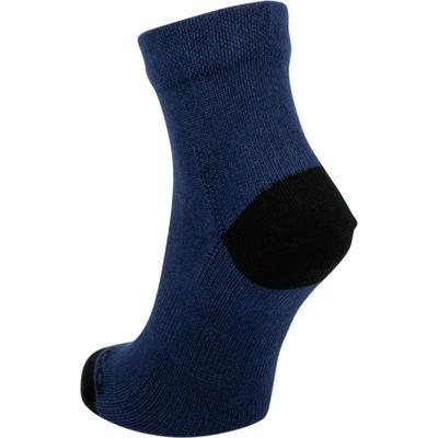 Дитячі середні шкарпетки 160 для тенісу, 3 пари - Темно-сині