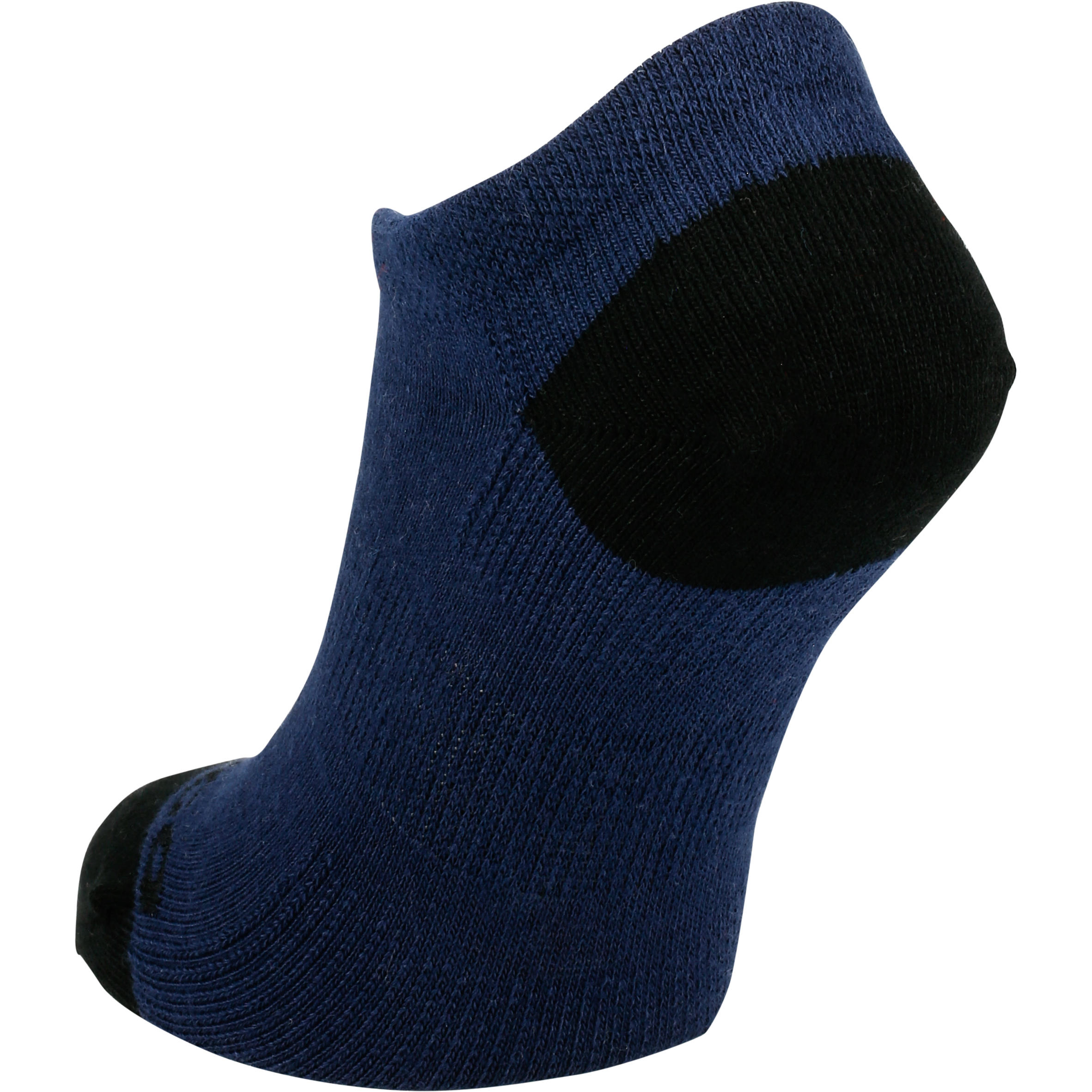 Junior Socks Low 3-Pack - Navy Blue