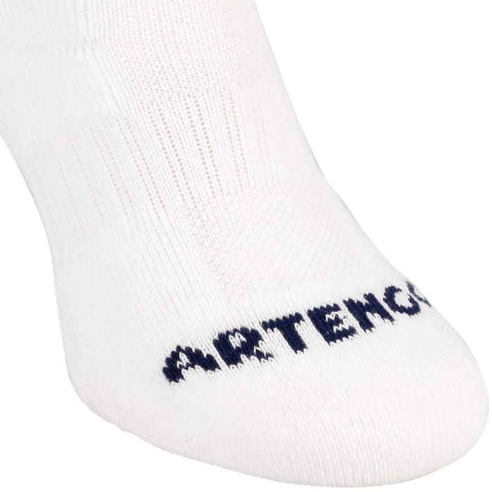 Tennissocken RS 500 high 3er-Pack weiß