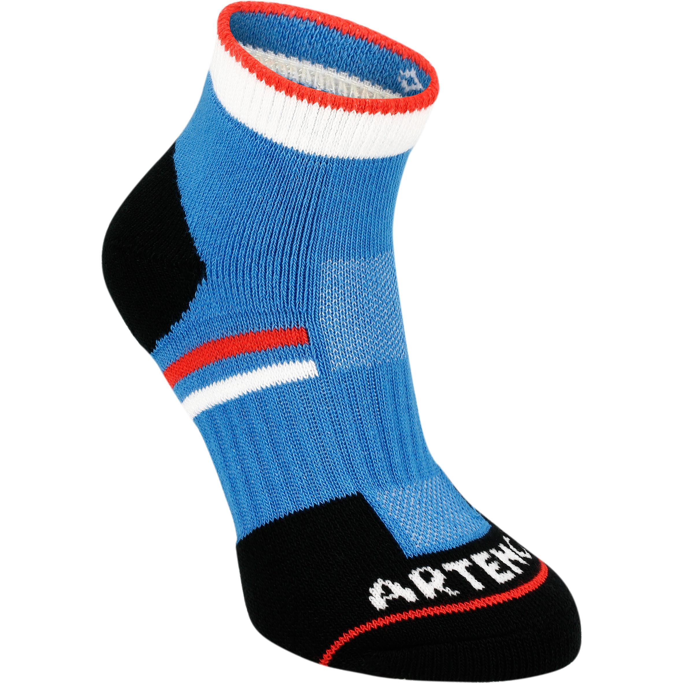 Junior Socks Mid Length - RS 500 Tri pack