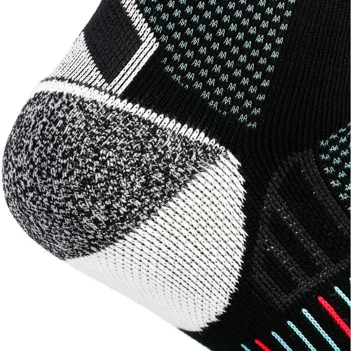 Tennissocken RS 900 Mid Erwachsene 3er Pack schwarz/weiß