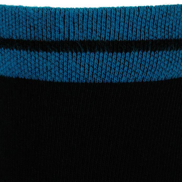Tennissocken RS 160 High 3er Pack blau/schwarz