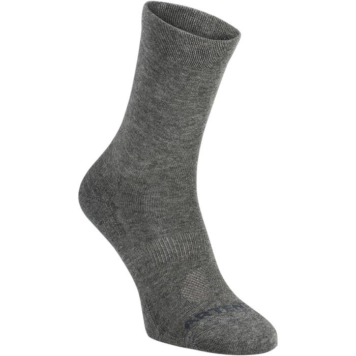 Tennissocken RS 160 High 3er Pack grau